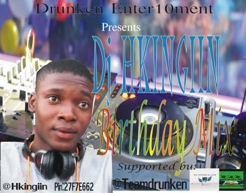 Welcome To World Classic Dj Instinct Blog: MIXTAPE: Dj Hkingiin